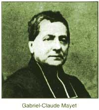 Fr Gabriel-Claude Mayet